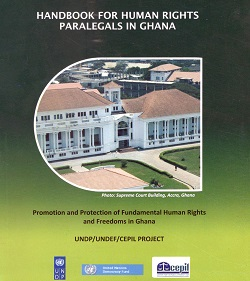 Handbook for Human Rights Paralegals in Ghana