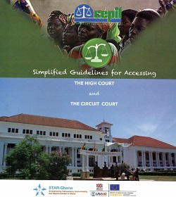 Simplified Guidelines for Accessing the High and the Circuit Court