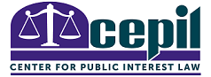 Centre for Public Interest Law (CEPIL)